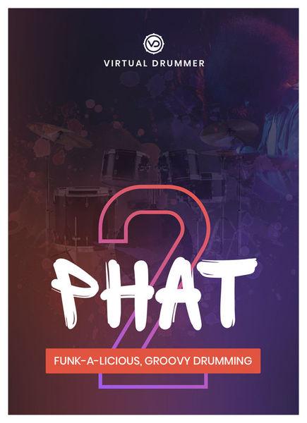 ujam Virtual Drummer Phat 2