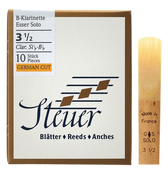 Steuer White Line Bb- Clarinet 3.5