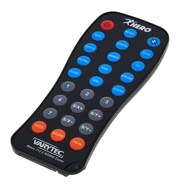 Varytec Hero Remote Wash 712 Z