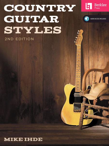 Berklee Press Country Guitar Styles