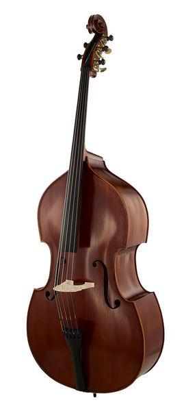 Karl Höfner H5/7-B4/4-5 Orchestra Bass 4/4