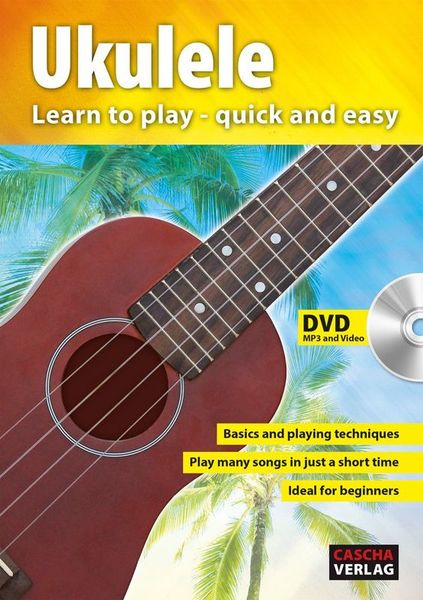 Cascha Ukulele – Learn To Play Quick