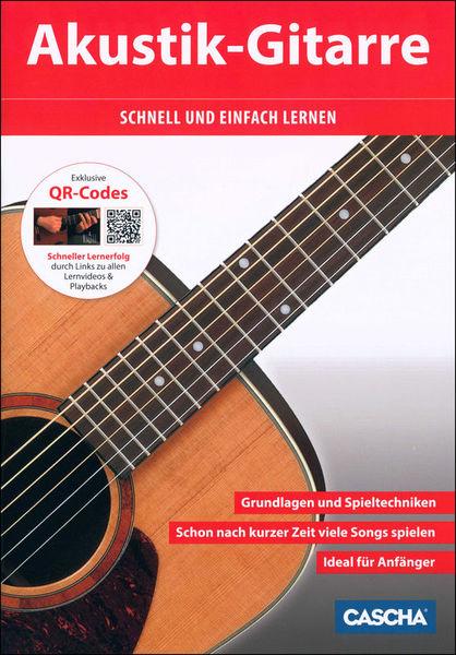 Cascha Akustikgitarre Schnell
