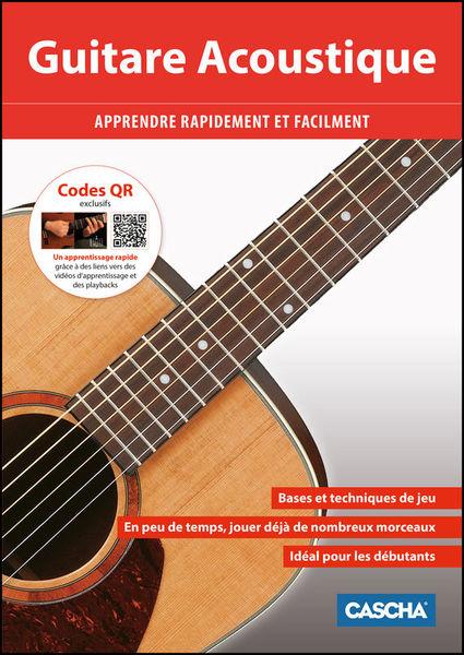 Cascha Guitare Acoustique Apprendre