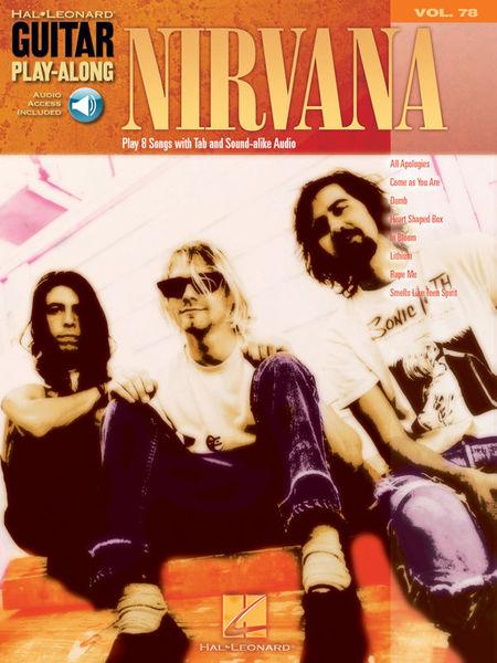 Hal Leonard Guitar Play-Along Nirvana