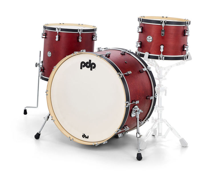 DW PDP Concept Classic 24 Oxblood