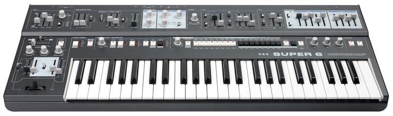 UDO Audio Super 6 Black