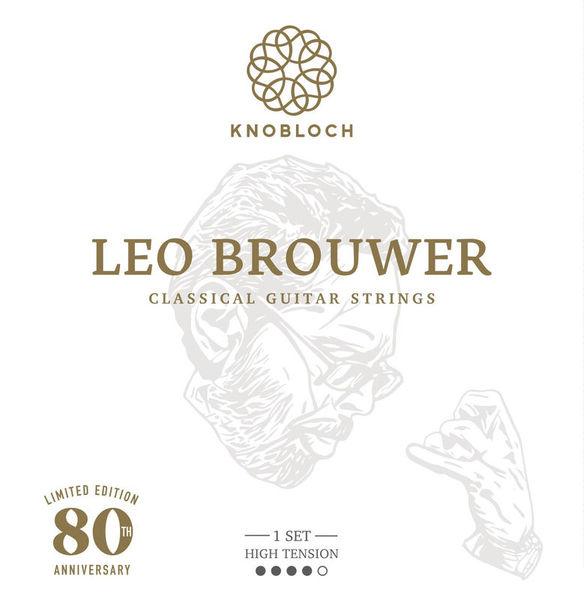 Knobloch Strings Leo Brouwer Ltd. Edition High
