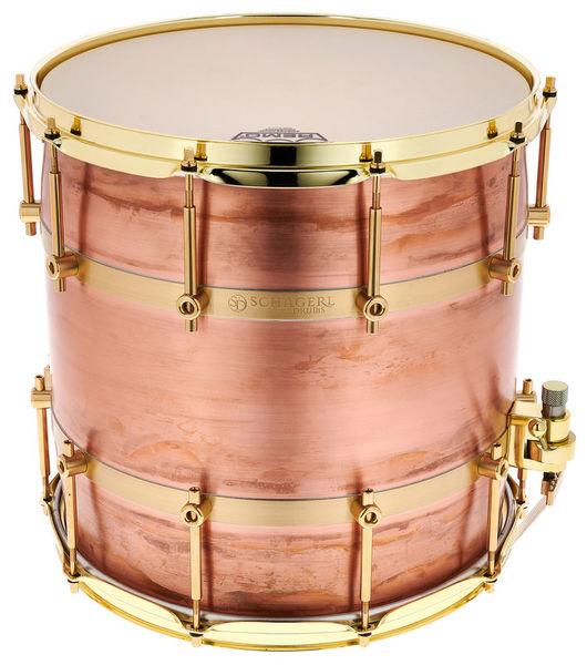 """Schagerl Drums Orchestral Field Drum 14""""x14"""""""
