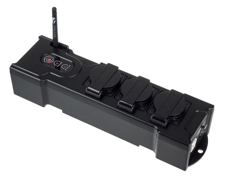 Showtec Powerbox 3 W-DMX Receiver