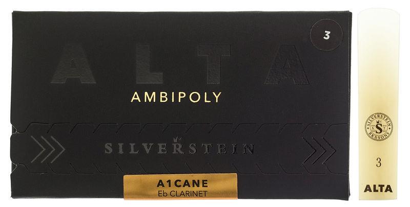 Silverstein Ambipoly Eb- Clarinet 3.0