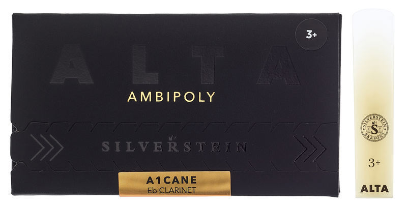 Silverstein Ambipoly Eb- Clarinet 3.0+