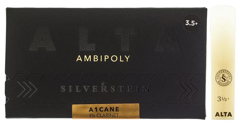 Silverstein Ambipoly Eb- Clarinet 3.5+