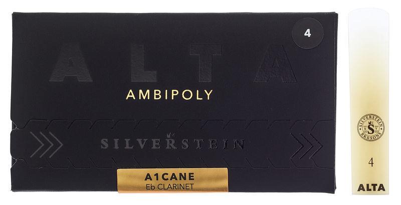 Silverstein Ambipoly Eb- Clarinet 4.0