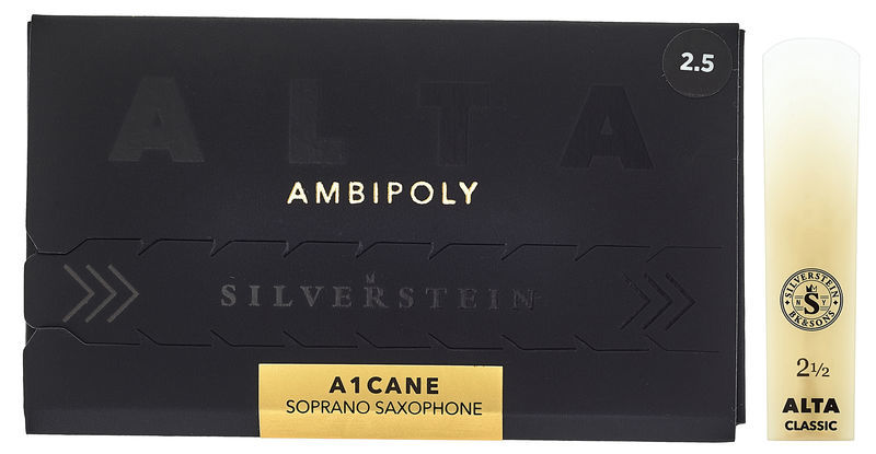 Silverstein Ambipoly Soprano Classic 2.5