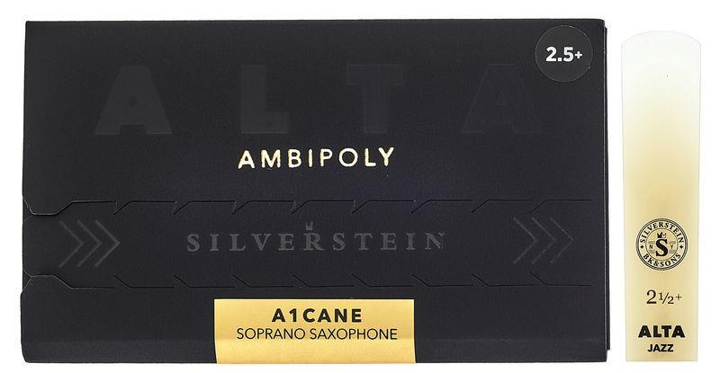Silverstein Ambipoly Soprano Jazz 2.5+
