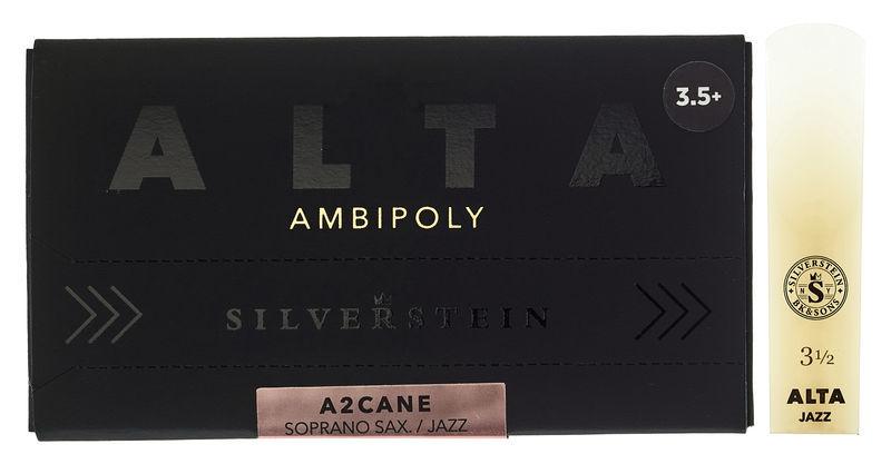 Silverstein Ambipoly Soprano Jazz 3.5