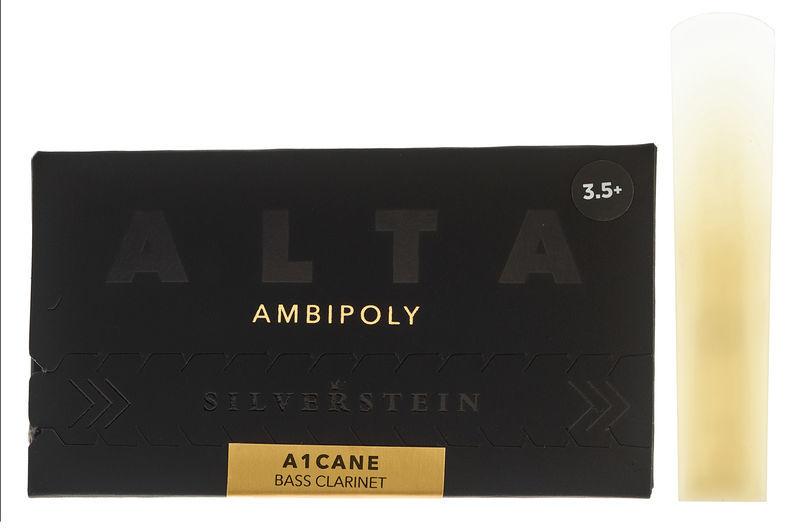 Silverstein Ambipoly Bass Clarinet 3.5+
