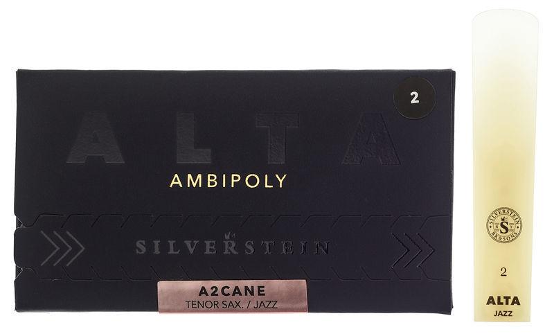Silverstein Ambipoly Jazz Tenor 2.0