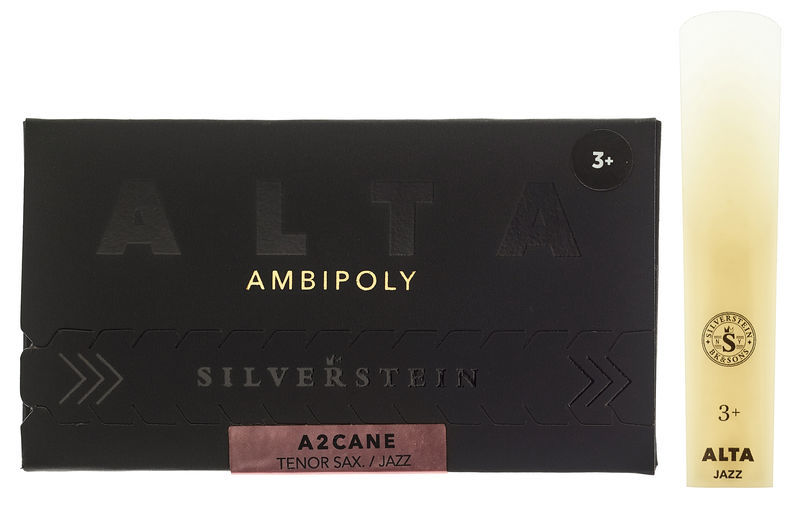 Silverstein Ambipoly Jazz Tenor 3.0+