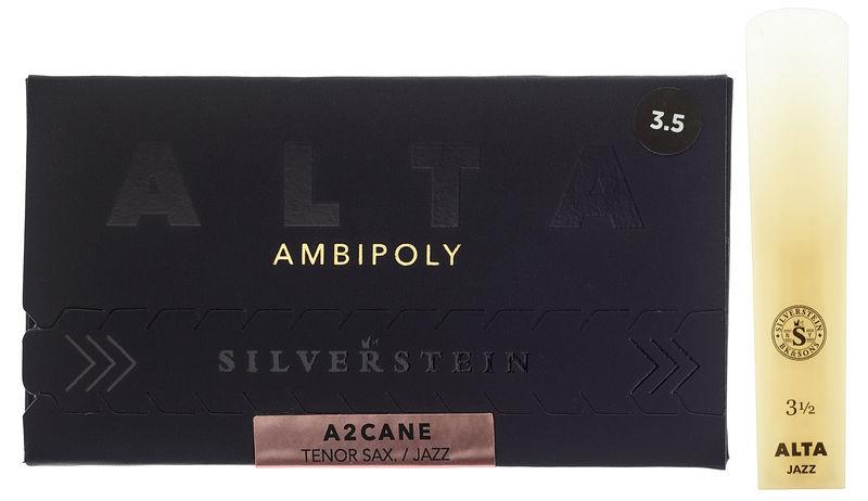 Silverstein Ambipoly Jazz Tenor 3.5