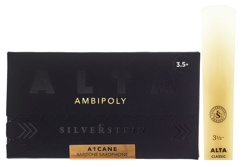 Silverstein Ambipoly Classic Baritone 3.5+