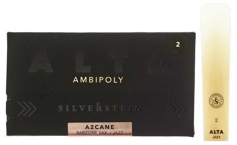 Silverstein Ambipoly Jazz Baritone 2.0