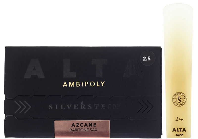 Silverstein Ambipoly Jazz Baritone 2.5