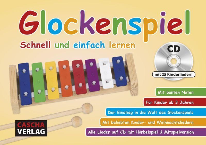 Cascha Glockenspiel - schnell einfach