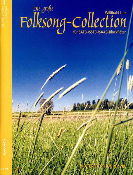 Heinrichshofen's Verlag Die große Folksong-Collection