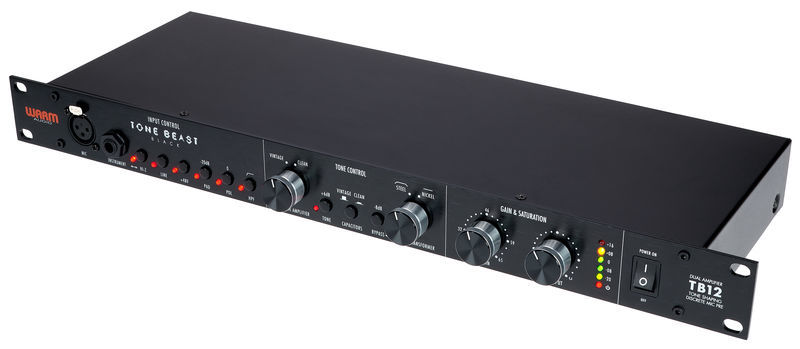 Warm Audio TB12 Tone Beast Black