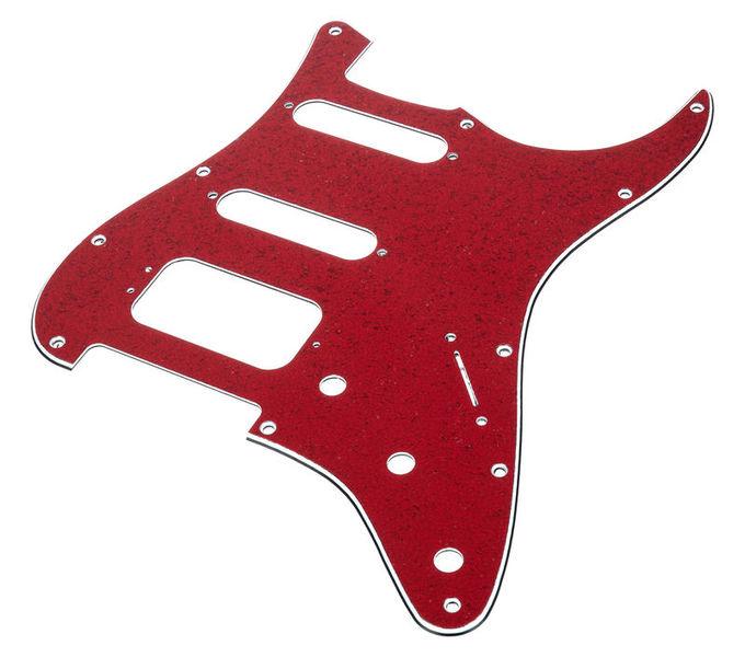 dAndrea ST-Pickguard HSS Red Sparkle