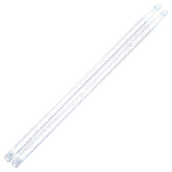 Millenium Acrylic Sticks White Flash