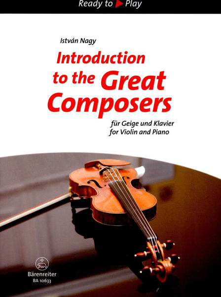 Bärenreiter Introduction Great Composers