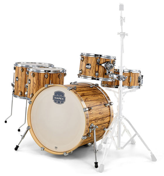 Mapex Mars Crossover Shell Set CIW