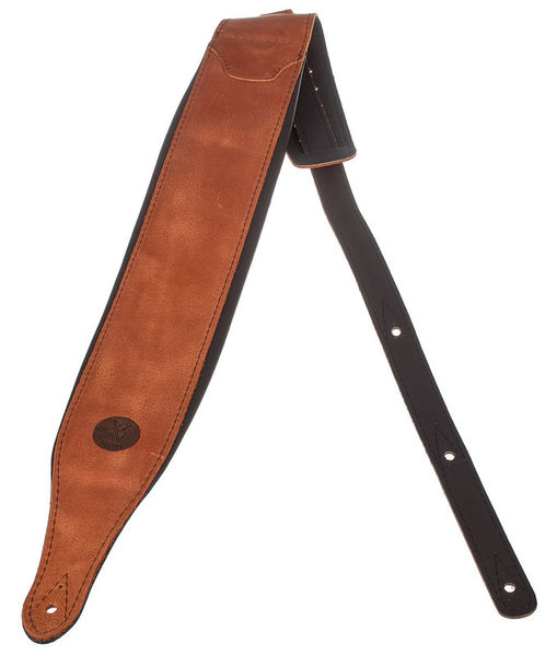 "Minotaur 4"" Bass Wide Padded Strap TAN"