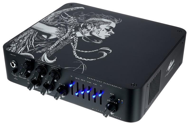 Darkglass Microtubes 900v2 Ltd Bass Head