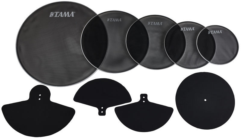 Tama SPP522KC Silent Practice Set