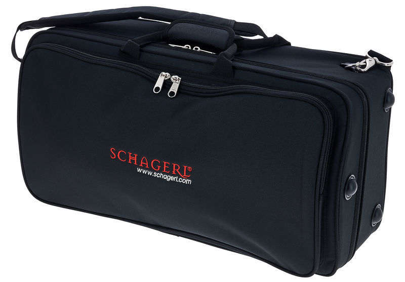 Schagerl Compact Rotary Trumpet Case