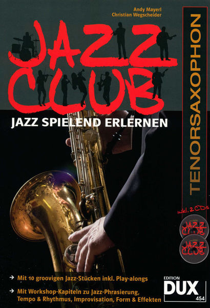Edition Dux Jazz Club T-Sax