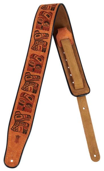 """Levys Totem Pole Strap 2,5"""" HNY"""
