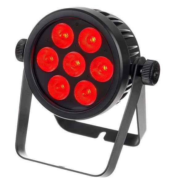 Eurolite LED 4C-7 Silent Slim Spot
