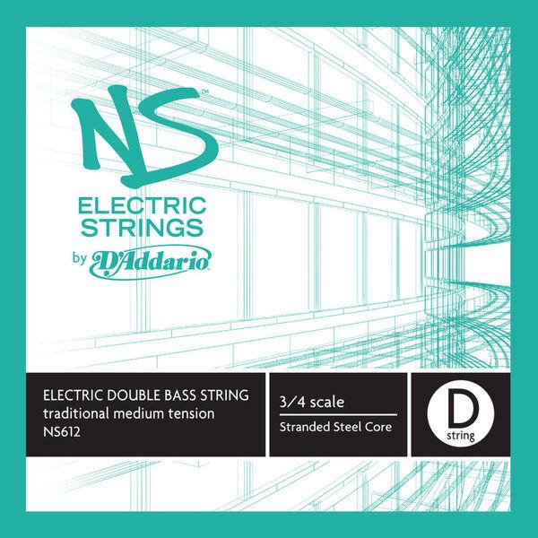 Daddario NS612 Electric Bass String D