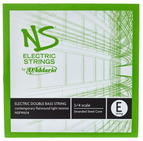 Daddario NSFW614 Electric Bass Str. E
