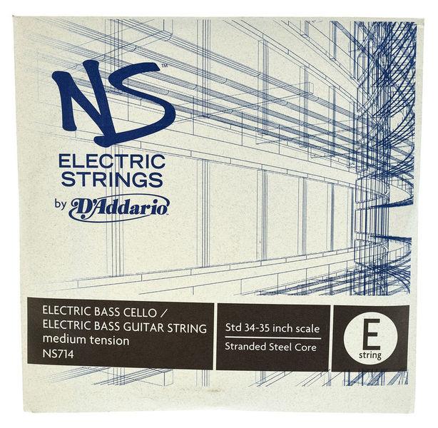 Daddario NS714 Electric Bass/Cello E