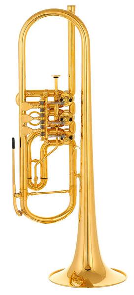 Schagerl Hans Gansch L 137 Bb- Trumpet