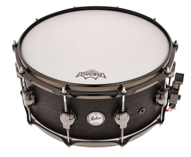 "DS Drums 14""x6,5"" Mother Nature Bog Oak"