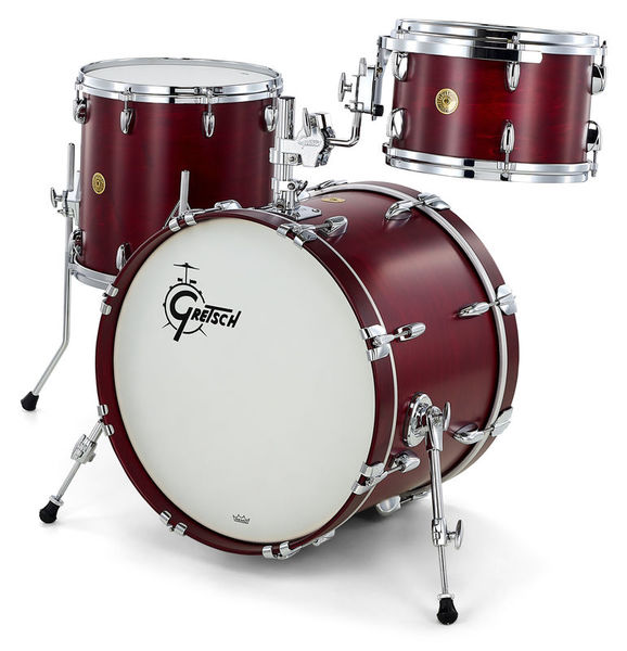 Gretsch Drums USA Custom Satin Rosewood