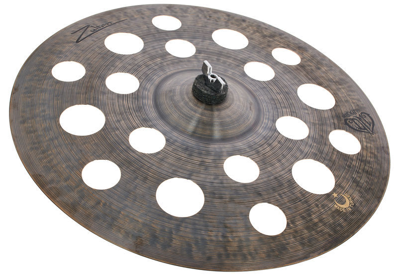 "Zultan 16"" Dark Matter Splatter Crash"