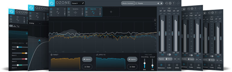iZotope Ozone 9 Advanced UG 5-8 Adv